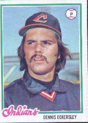 1978 Topps #122 Dennis Eckersley