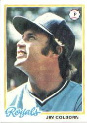1978 Topps #129 Jim Colborn