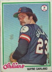 1978 Topps #174 Wayne Garland