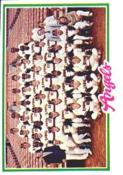 1978 Topps #214 California Angels CL