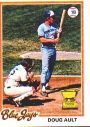 1978 Topps #267 Doug Ault