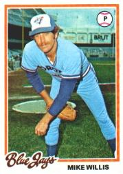 1978 Topps #293 Mike Willis
