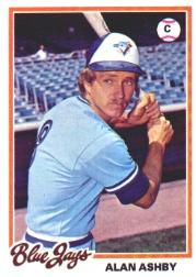 1978 Topps #319 Alan Ashby