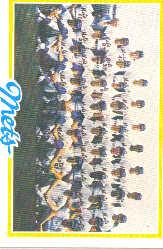 1978 Topps #356 New York Mets CL