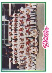 1978 Topps #381 Philadelphia Phillies CL