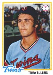 1978 Topps #432 Terry Bulling RC