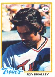 1978 Topps #471 Roy Smalley