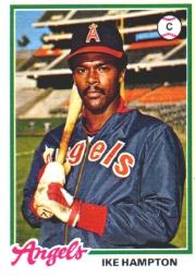 1978 Topps #503 Ike Hampton RC