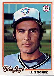 1978 Topps #573 Luis Gomez