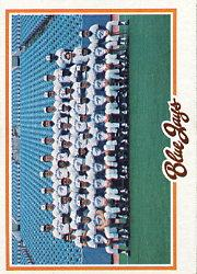 1978 Topps #626 Toronto Blue Jays CL DP
