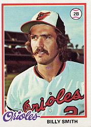 1978 Topps #666 Billy Smith RC