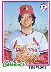 1978 Topps #669 Pete Falcone
