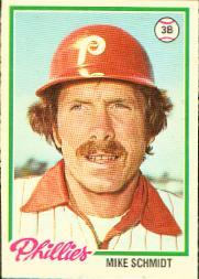 1978 O-Pee-Chee #225 Mike Schmidt