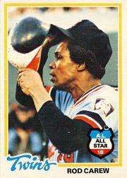 1978 O-Pee-Chee #230 Rod Carew front image