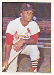 1978 TCMA 60'S I #240 Curt Flood
