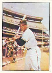 1978 TCMA 60'S I #280 Willie Mays