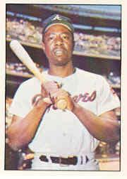 1978 TCMA 60'S I #290 Hank Aaron front image