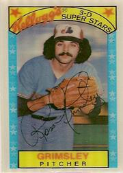 1979 Kellogg's #3 Ross Grimsley