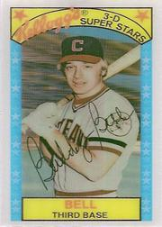 1979 Kellogg's #14B Buddy Bell Traded to Rangers SP