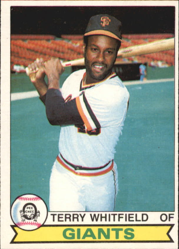 1979 O-Pee-Chee #309 Terry Whitfield