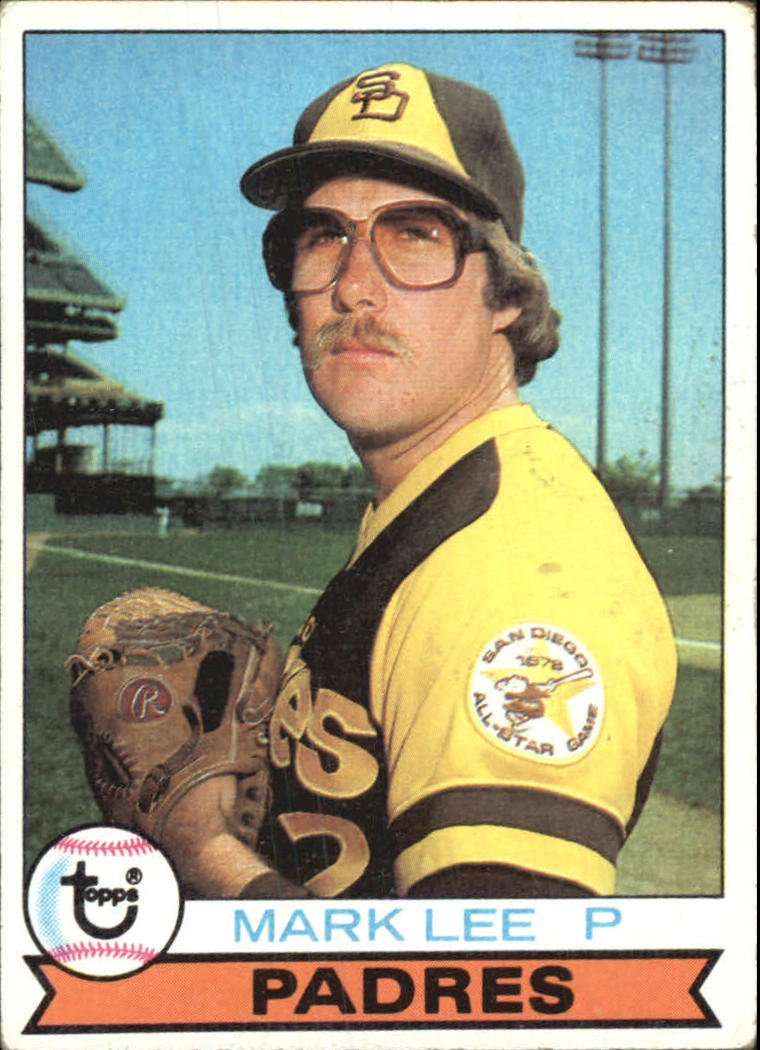 1979 Topps #138 Mark Lee RC