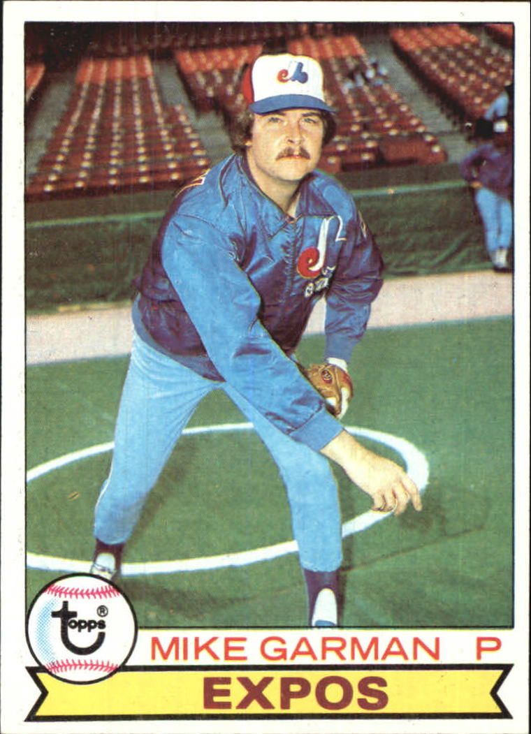 1979 Topps #181 Mike Garman