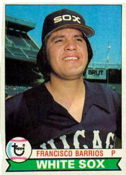 1979 Topps #386 Francisco Barrios
