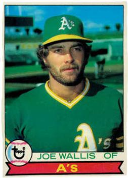 1979 Topps #406 Joe Wallis DP