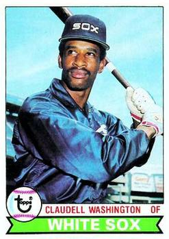 1979 Topps #574 Claudell Washington