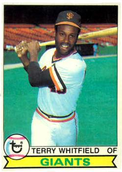 1979 Topps #589 Terry Whitfield