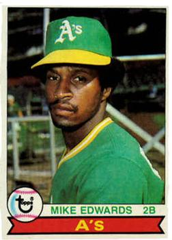 1979 Topps #613 Mike Edwards RC