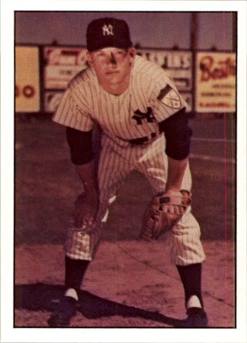 1979 TCMA 50'S #7 Mickey Mantle