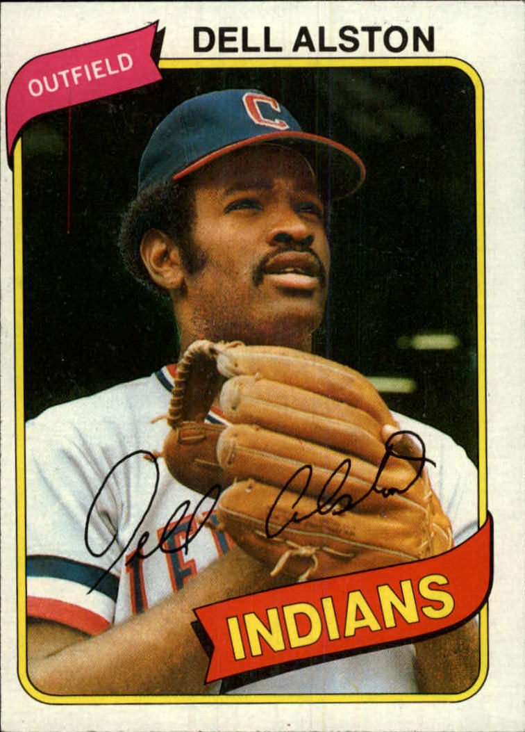 1980 Topps #198 Dell Alston DP