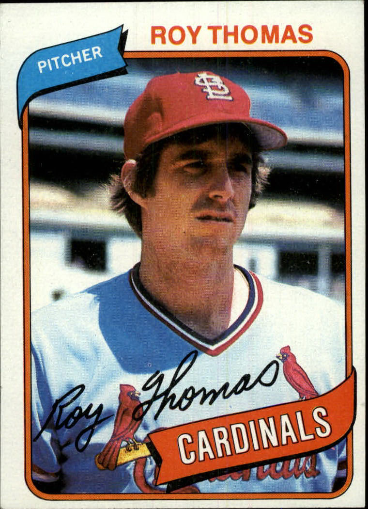 1980 Topps #397 Roy Thomas DP