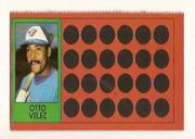 1981 Topps Scratchoffs #44a Otto Velez BSI