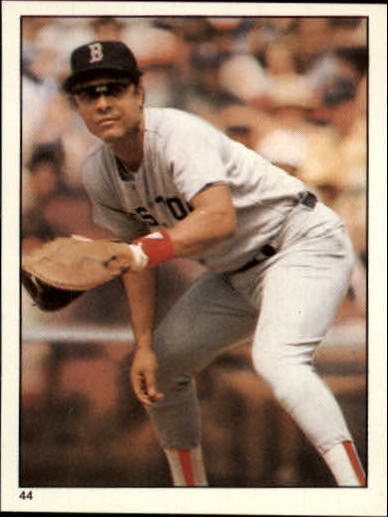 1981 Topps Stickers #44 Tony Perez