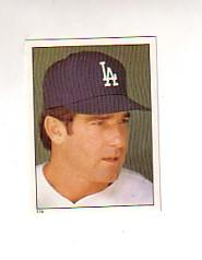 1981 Topps Stickers #176 Steve Garvey