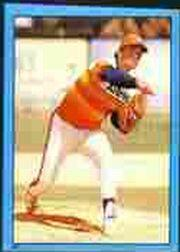 1982 Topps Sticker Variations #41 Nolan Ryan