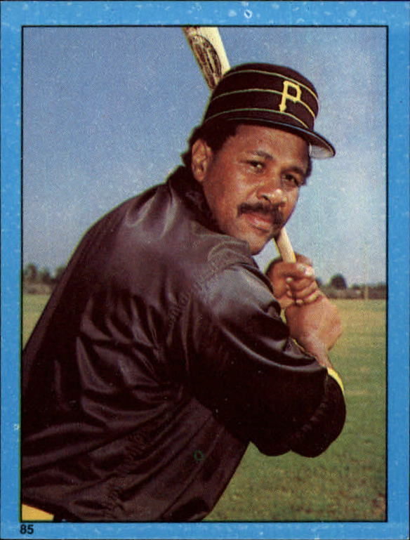 1982 Topps Stickers #85 Willie Stargell