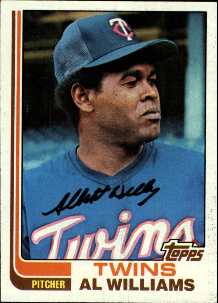 1982 Topps #69 Al Williams