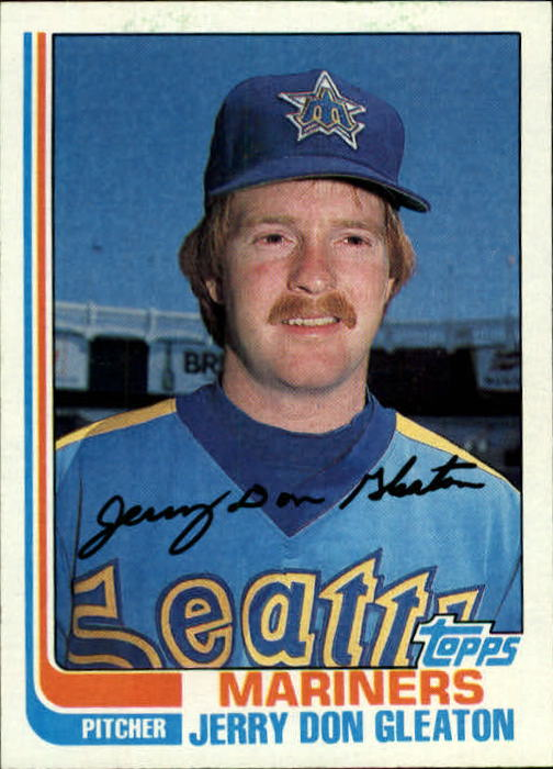 1982 Topps #371 Jerry Don Gleaton