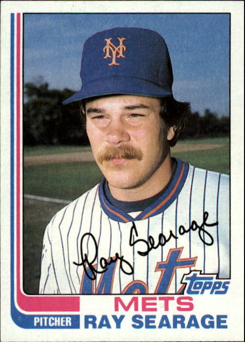 1982 Topps #478 Ray Searage