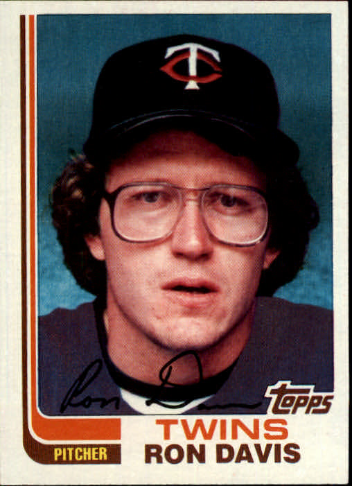 1982 Topps Traded #25T Ron Davis