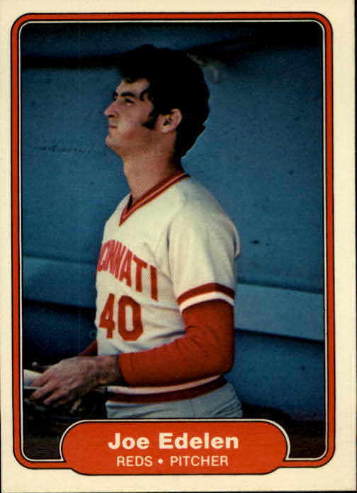 1982 Fleer #65 Joe Edelen