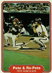 1982 Fleer #640 Pete and Re-Pete