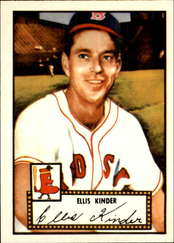 1983 Topps 1952 Reprint #78 Ellis Kinder