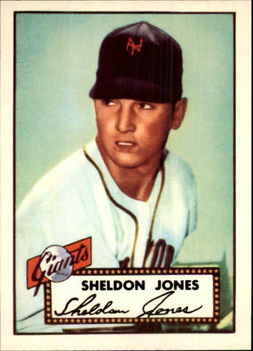 1983 Topps 1952 Reprint #130 Sheldon Jones