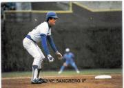 1983 Cubs Thorn Apple Valley #23 Ryne Sandberg