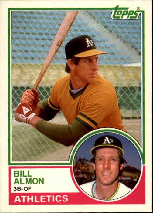 1983 Topps Traded #2T Bill Almon