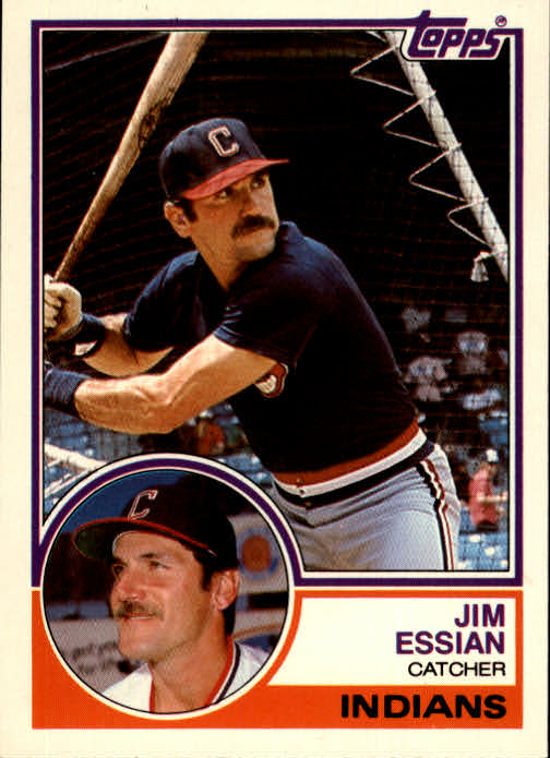 1983 Topps Traded #30T Jim Essian